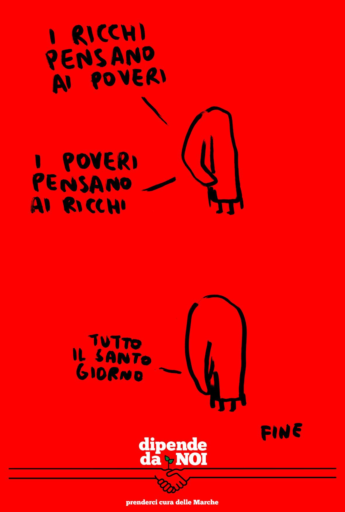 La vignetta di Maicol & Mirco del 17-09-2020